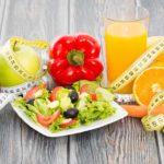 Una dieta sana ed equilibrata